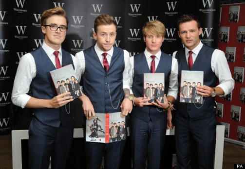 McFly Book Signing - London