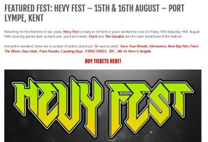 hevyfest