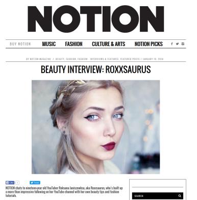 FireShot Screen Capture #053 - 'BEAUTY INTERVIEW_ ROXXSAURUS - Notion Magazine' - notionmagazine_com_beauty-interview-roxxsaurus