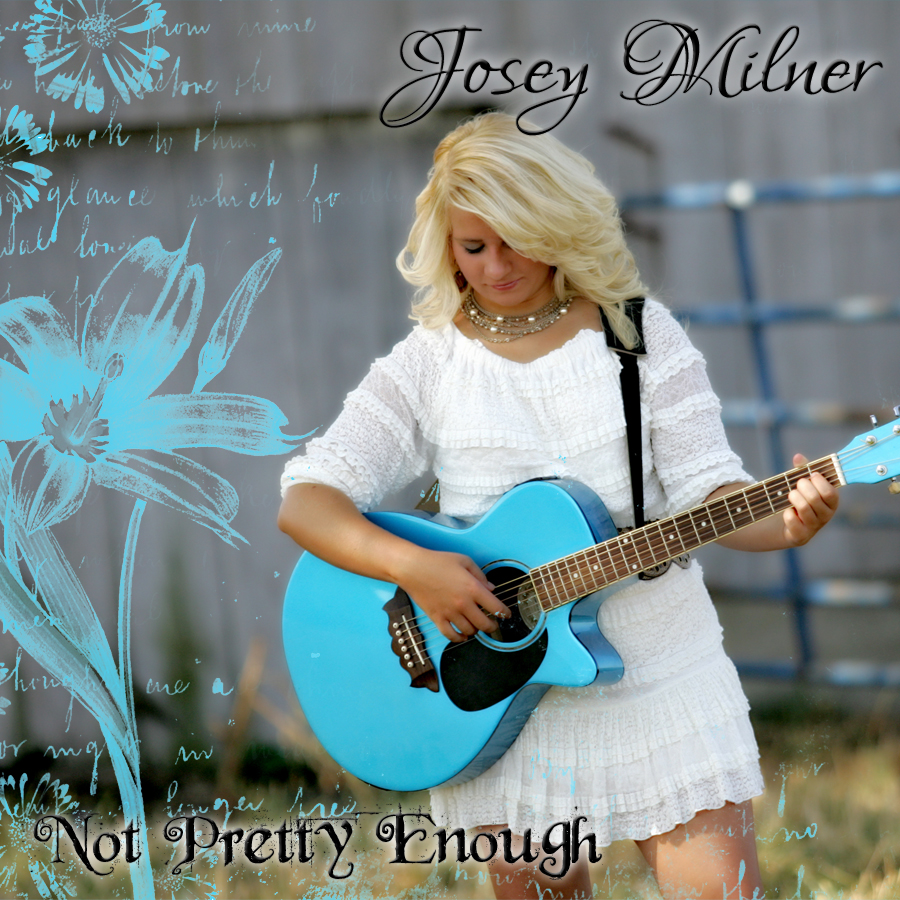 Josey-Milner-Not-Pretty-Enough-Single-Cover-2